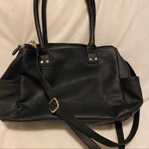 Rosetti Bags - Rosetti black vegan leather purse